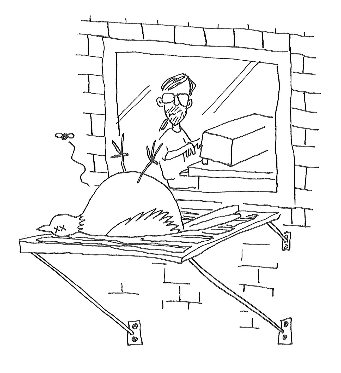 The Pigeon of Dorian Gray, and why you should throw it off the fire escape