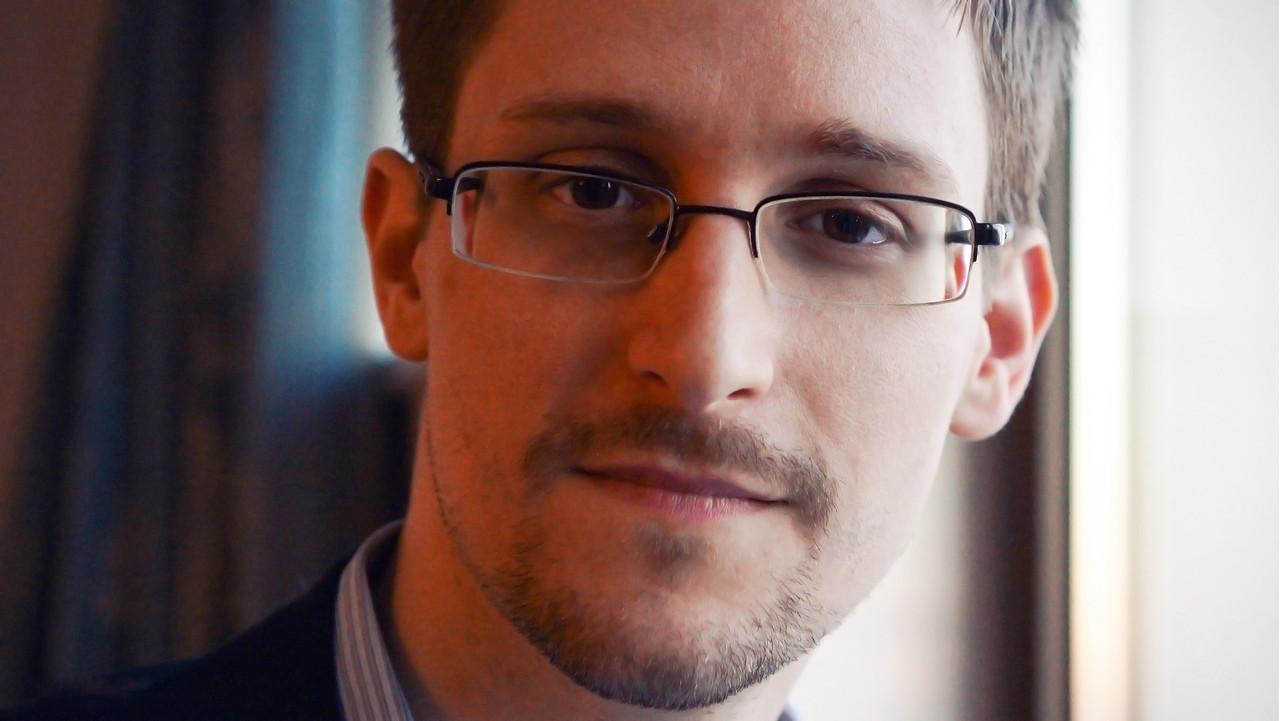 Speaking from half a world away: Edward Snowden on big data, security and privacy