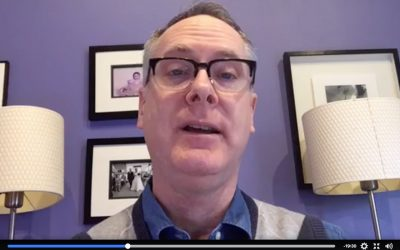 Wrapping up my first Facebook Live speechwriting clinic