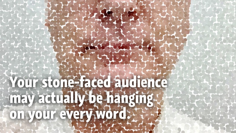 Don't be fooled by Resting Audience Face